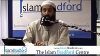 Hadeeth of Jibreel: He came to teach you your Religion - Aqeel Mahmood