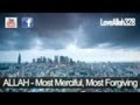 Allah - The Most Merciful - Powerful Speech [HD]