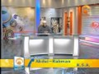 Ask Huda 8 February 2011 Sheikh Mohammad Salah Huda tv