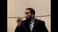 To My Angry Muslim Brothers - Nouman Ali Khan (Khutbah about the protests