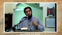 Nourishing Our Souls With The Quran - Nouman Ali Khan