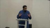 One and Why - Nouman Ali Khan