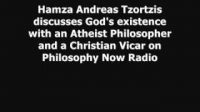 Hamza Tzortzis Discusses God's Existence on Philosophy - Islam vs Atheism