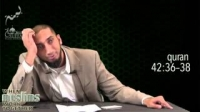 When Muslims Work Together--4-Shura- Giving opinion voicing concern - Nouman Ali Khan
