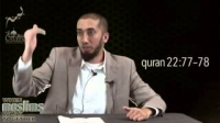 When Muslims Work Together--3- Volunteer Discipline - Nouman Ali Khan