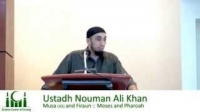 Musa (AS) and Firaun (Moses and Pharoah) - Nouman Ali Khan - Part 1/2