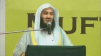 Seeking The Pleasure of Allah (swt) - Mufti Ismail Menk