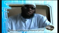 Jay-z Freeway rapper takes to Islam - Interview on TheDeenShow