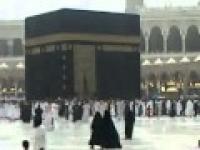 Beautiful Rain In Makkah - 13th January 2011- Subhan Allah