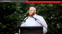 The tyrants' time is coming & our Ummah is one Ummah: Sh. Shady Suleiman [Jan 2012, Syd, Australia]
