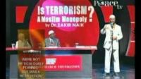 Zakir Naik - Is Terrorism a Muslim Monopoly FULL VIDEO