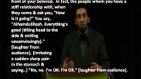 Are you sad? Funny Nouman Ali Khan explains more [Quran's Remedy for Sadness, ENG subt,Part 3]