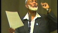 Is the Bible the true word of God?: Intro & Ahmed Deedat