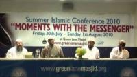 Q&A Session - Assim Al-Hakeem, Saed Rageah, Abu Usamah, Abu Taubah - Green Lane Masjid