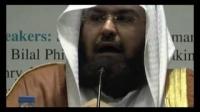 Sheikh Sudais Lecture @ Green Lane Masjid - Part 1