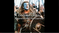 Mel Gibson Representing Radical Christianity or not?