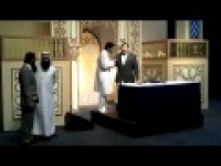A brother accepted Islam - Dubai International Peace Convention 2012