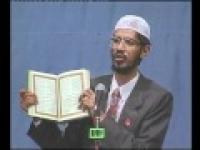 HQ: Al Quran Should it be read with understanding - Dr Zakir Naik 8