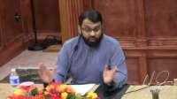 Seerah of Prophet Muhammed 22 Night Journey & Ascension to Heavens 3 - Yasir Qadhi | February 2012