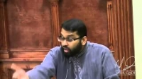 Seerah of Prophet Muhammed 18 Death of Khadija & Abu Talib - Yasir Qadhi | January 2012