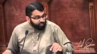 Seerah of Prophet Muhammed 8 - Marriage to Khadija & Re-building Kaa'ba - Yasir Qadhi | Sept 2011