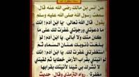ترجمة الأربعین النوویة إنجلیزی الحدیث 42 سعة مغفرة الله Translation of the 40 Nawawi's Hadiths No 42