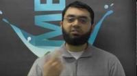 Shaykh Mustafa Umar - Two Blessings from Allah (SWT)