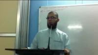 Reflections on Surah Nooh (Abu Mussab Wajdi Akkari)