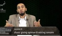 Shura - Giving opinion & voicing concern - 4 - When Muslims Work Together - Nouman Ali Khan