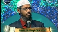 Muslims eat animals and Behave Like Animals - Dr Zakir Naik