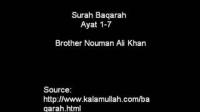 Nouman Ali Khan-Surah Baqarah Ayats 1-7 part 2/2