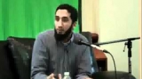 Work hard and be responsible by Nouman Ali Khan