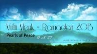Mufti Menk -- Ramadan 2013 -- Pearls of Peace -- 19 of 27