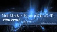 Mufti Menk -- Ramadan 2013 -- Pearls of Peace -- 13 of 27