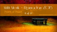Mufti Menk -- Ramadan 2013 -- Pearls of Peace -- 11 of 27