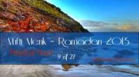 Mufti Menk -- Ramadan 2013 -- Pearls of Peace -- 9 of 27