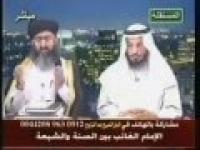 رجل سنی فی اتصال علی قناة المستقلة یفحم علماء الشیعة فلا یستطیعون جوابا