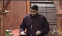 Seerah of Prophet Muhammed 8 - Marriage to Khadija & Re-building Kaa'ba - Yasir Qadhi | Sept 2011