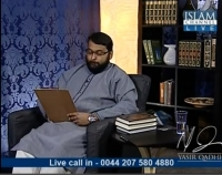 What right does one religion have to stipulate authority over another? - Yasir Qadhi | 26h May 2012