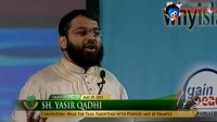 Walk the Talk - Parenting our children by purpose and by example - Yasir Qadhi | May 2010