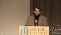 Theological Debate on Evolution - Yasir Qadhi | 5th January 2013