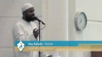 Characteristics of a Believer - Abu Aaliyah