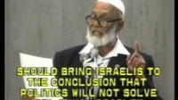 IS ISRAEL SET UP FOR DESTRUCTION (DEBATE) - Paul Findley VS Ahmed Deedat