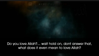 Do You Truly Love Allah? ᴴᴰ ┇ Amazing Reminder ┇ The Daily Reminder ┇