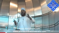 19th March 2010 - Khutbah at Aspire Mosque (4-5
