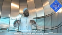 19th March 2010 - Khutbah at Aspire Mosque (5-5