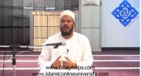 23rd July 2010 - Ramadan Session-1 Part (5/7)