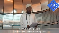 16th July 2010 - Khutbah at Aspire Mosque (3-4)