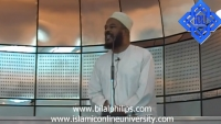 28th May 2010 - Khutbah at Aspire Mosque (2-4)