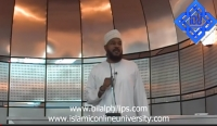 21st May 2010 - Khutbah at Aspire Mosque (3-4)